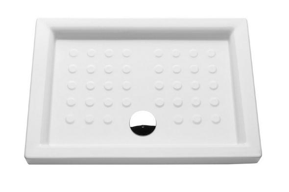10813 plato ducha atlas 120x70 bl loza saneamientos for Plato ducha 120x70